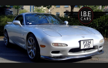 Mazda RX7 Type RS  FRESH IMPORT ready to go!!