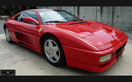 Ferrari 348 TB Red Low Mileage and Superb example