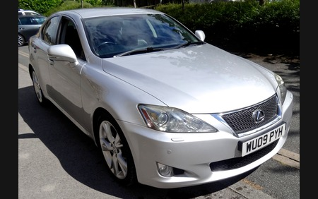 LEXUS IS 250 SE-L MULTIMEDIA FULLY LOADED SUPERB AND LOVELY CONDITION