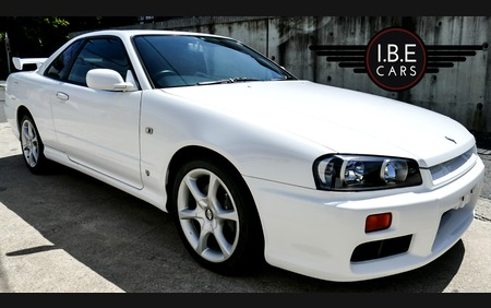 1998 ER34 R34 GTT Fresh import super clean
