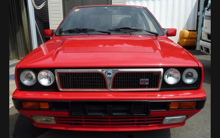 1990 Lancia Delta HF 16v Integrale Turbo